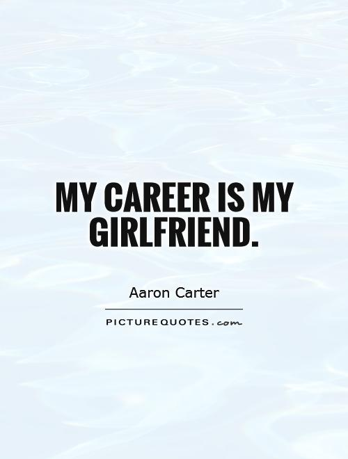 choose girlfriend or career
