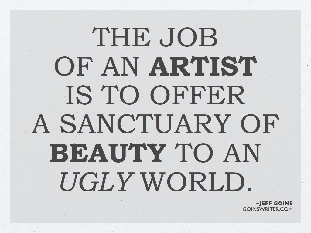 Quotes About Ugly Art 39 Quotes