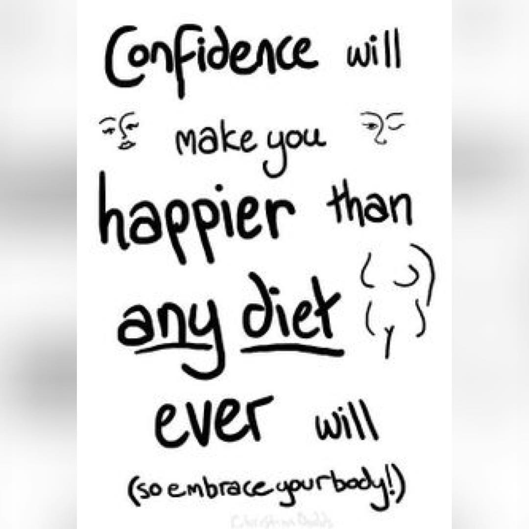 Quotes About Body Confidence 54 Quotes