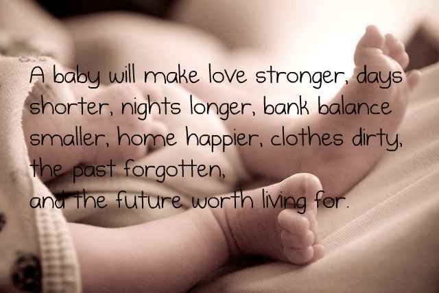 Quotes About Baby And Mother 95 Quotes