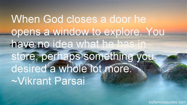 Quotes About Closing A Door 62 Quotes