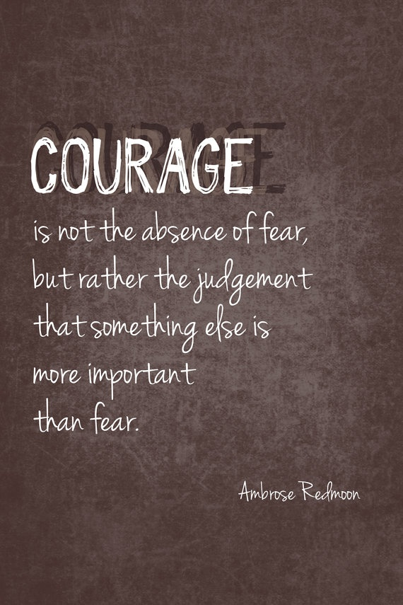 Quotes about Courage sports 23 quotes