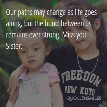 Quotes sibling bond 39 Quotes