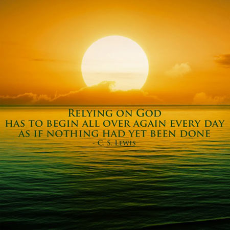 Quotes About Rely On God 51 Quotes