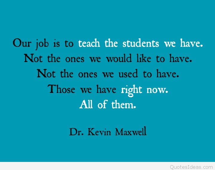 quotes about drama teachers quotes
