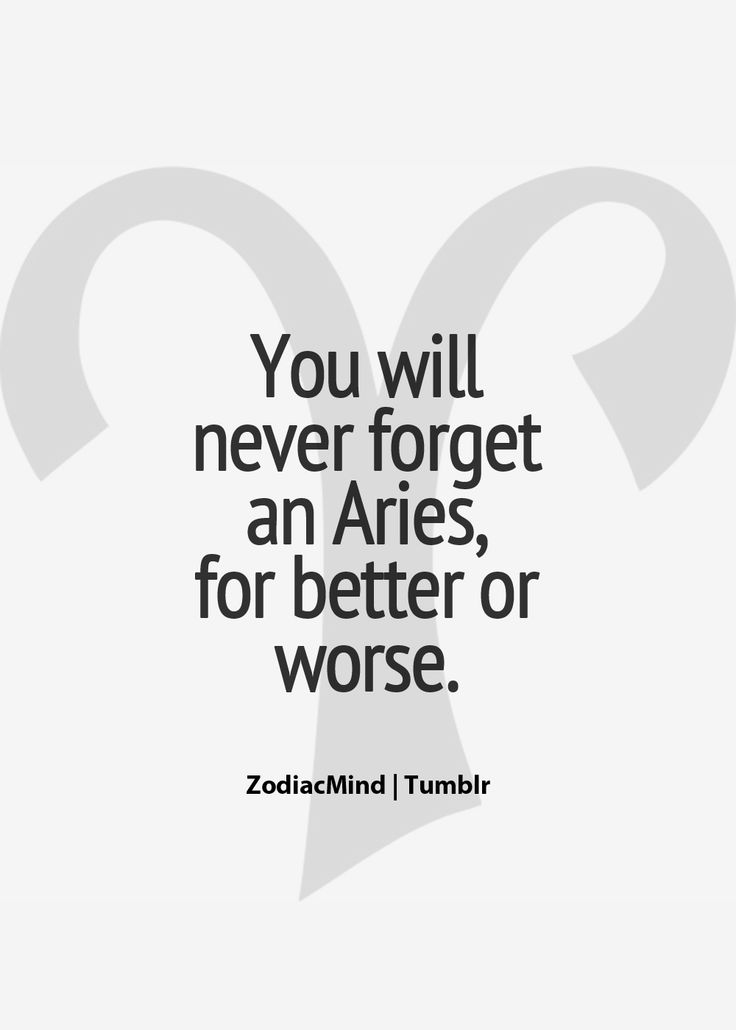 Quotes about Aries (56 quotes)