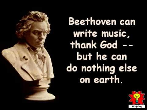 Quotes About Music Beethoven 59 Quotes