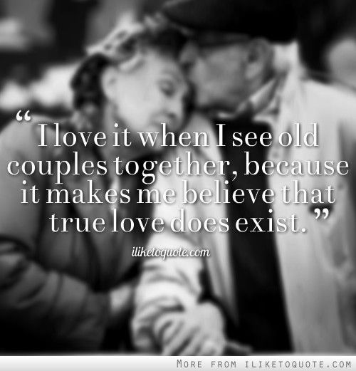 Quotes About Old Couples In Love (39 Quotes