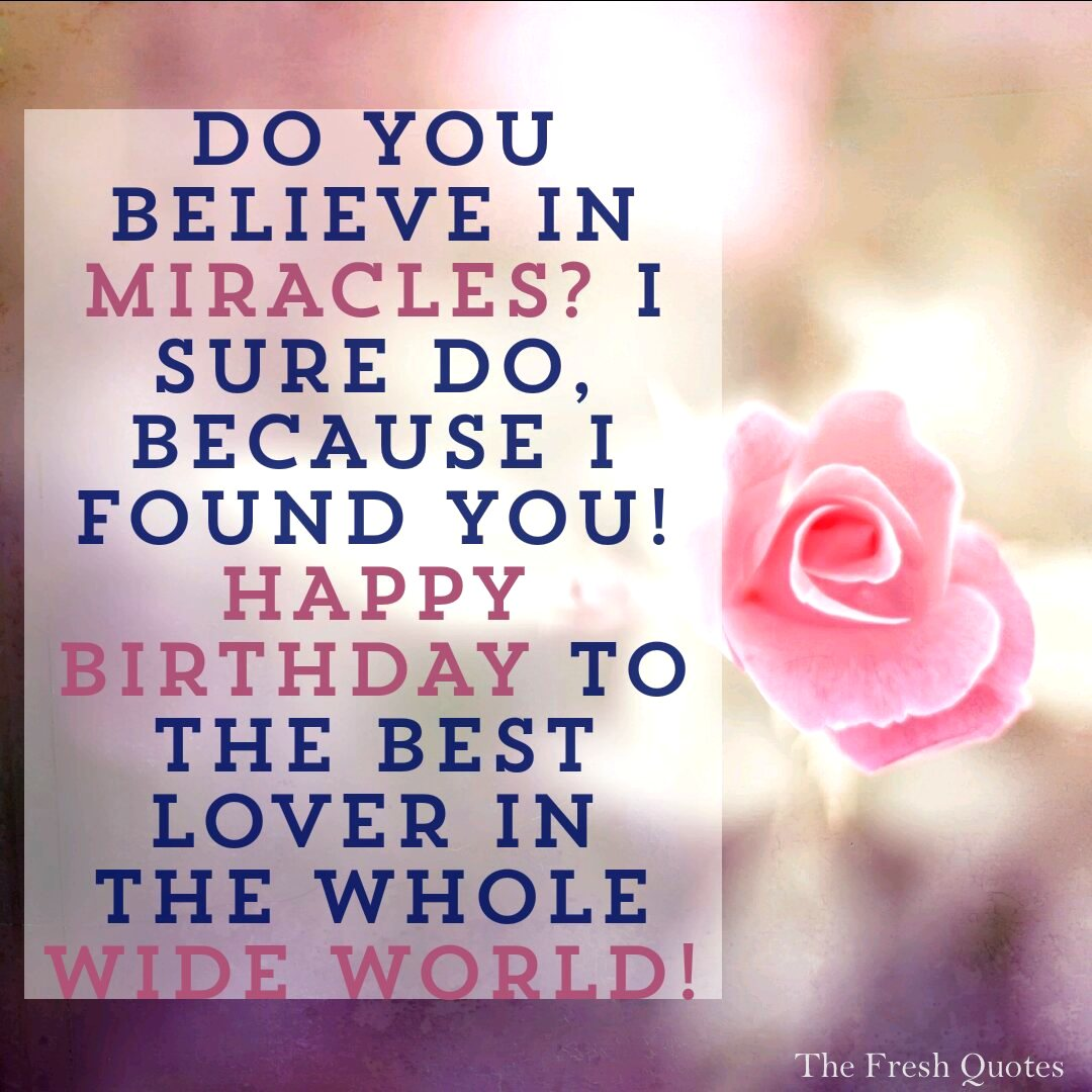 Quotes About My Girlfriend Birthday 26 Quotes