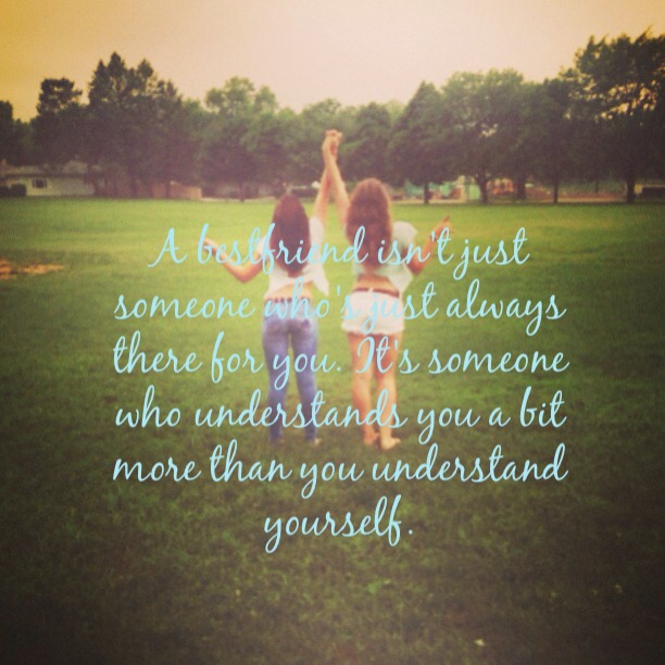 Quotes about Country best friends (21 quotes)