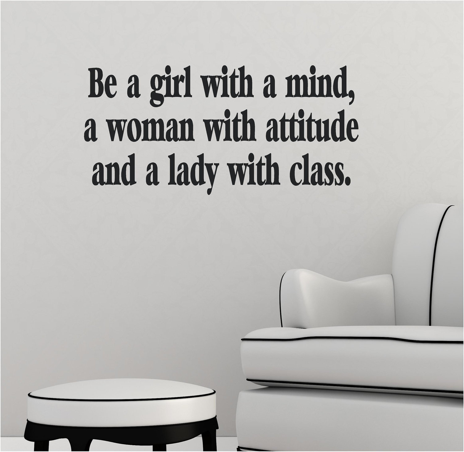 Quotes about Lady with class (19 quotes)