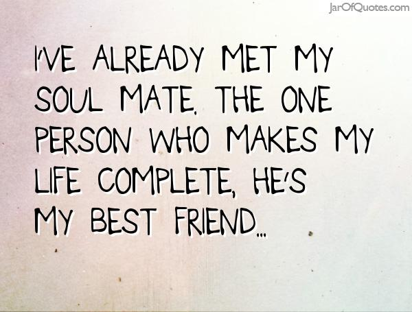 Quotes About My Soulmate 20 Quotes