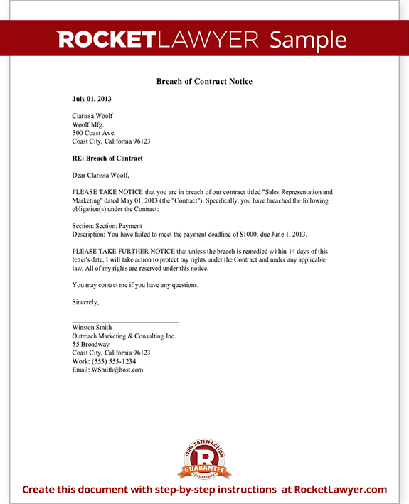 Wonderful Http://pinstake.com/sample Letter Notice Of Privacy Violation Date Landlord Manager S  ... Design Ideas