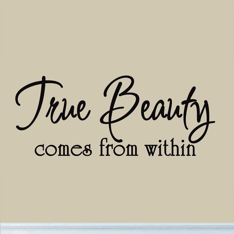 Quotes And Sayings About Beauty Within Wwwpicswecom