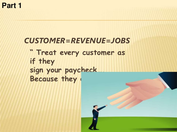 Quotes about Customer service training (20 quotes)