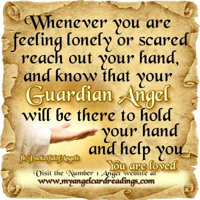 Quotes about Guardian Angels (85 quotes)