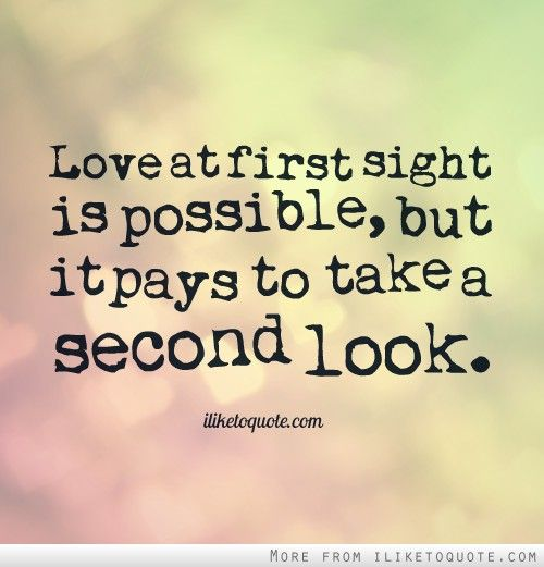 Quotes About Sights 60 Quotes Unique Love At First Sight Quotes For Him
