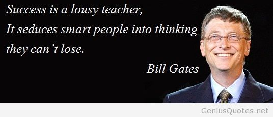 Quotes About Success Bill Gates 41