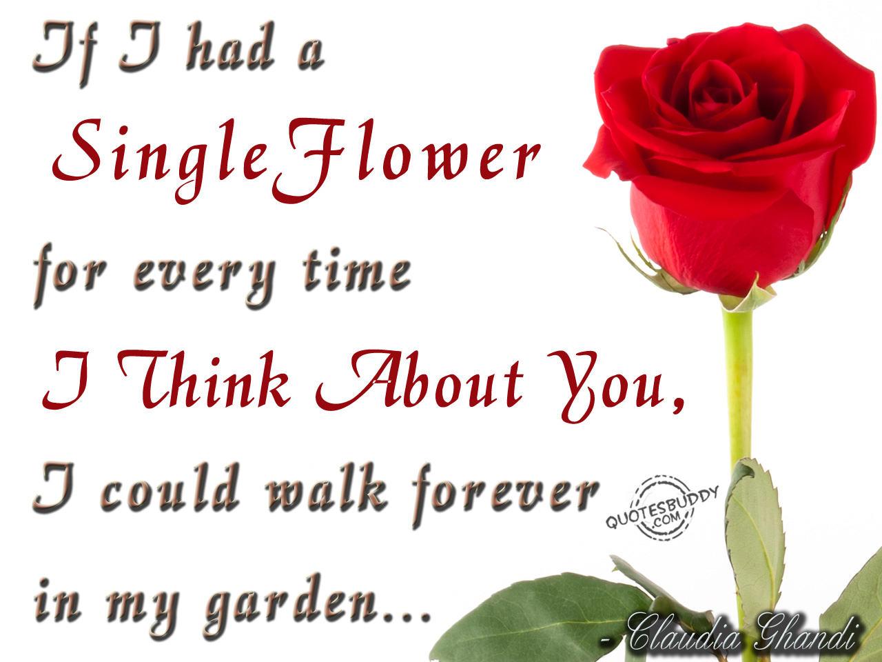 U think of Think of