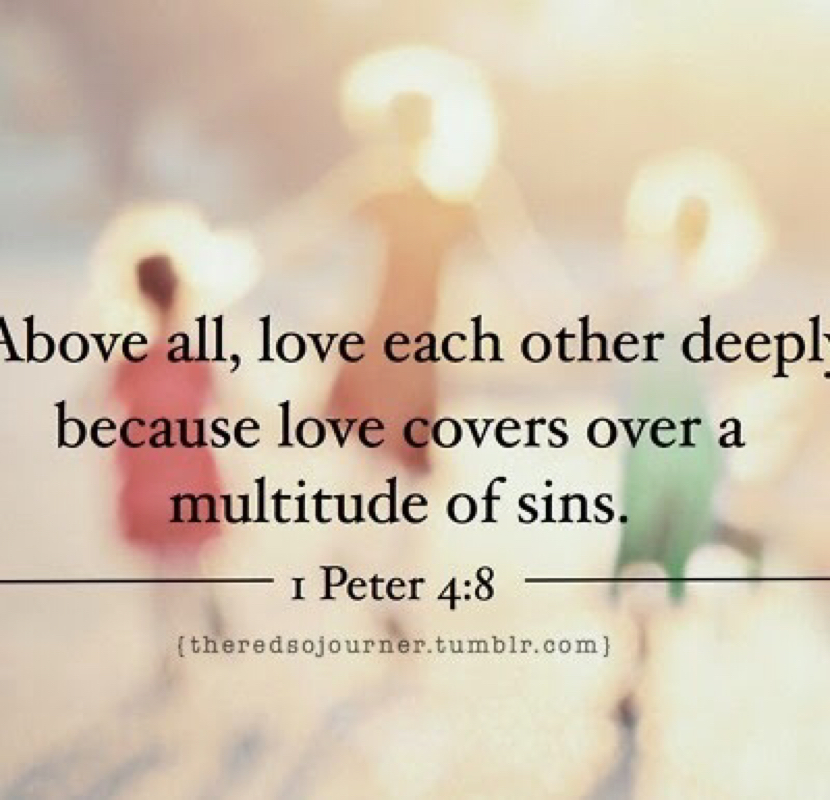 Quotes about Biblical Love (39 quotes)