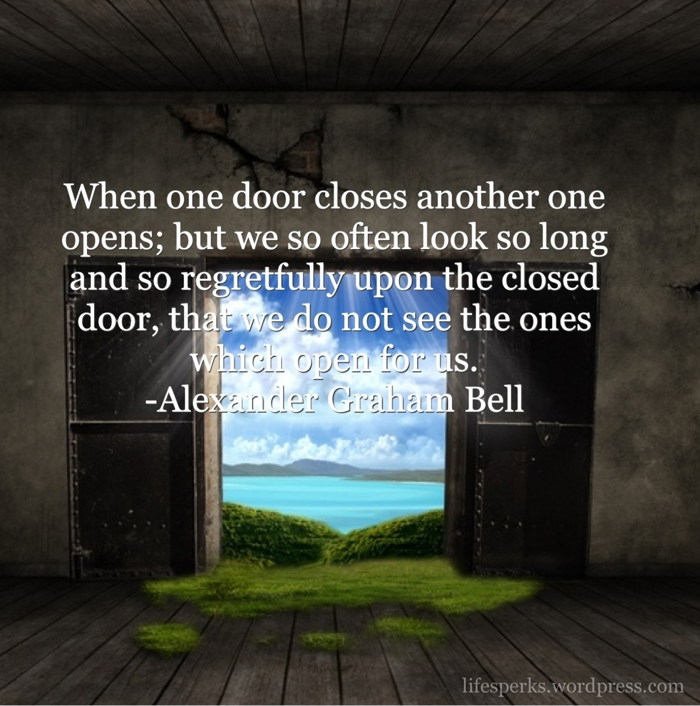 Quote When One Door Closes Another Opens: Quotes About Opening Doors (55 Quotes