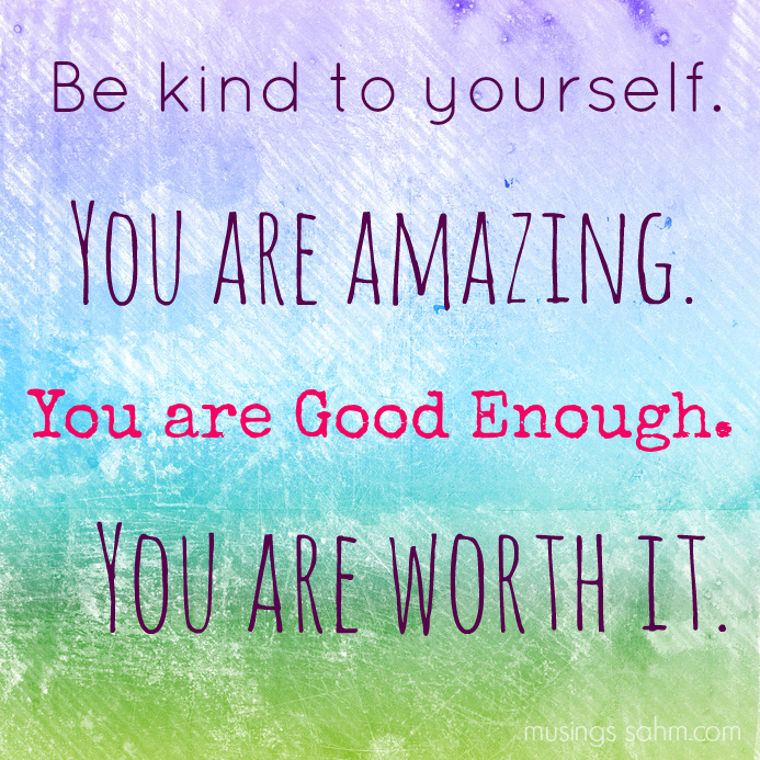 Image result for be kind to yourself quotes