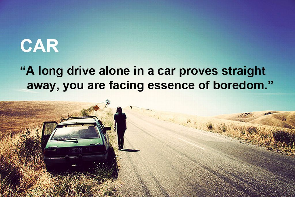 Quotes About Driving A Car