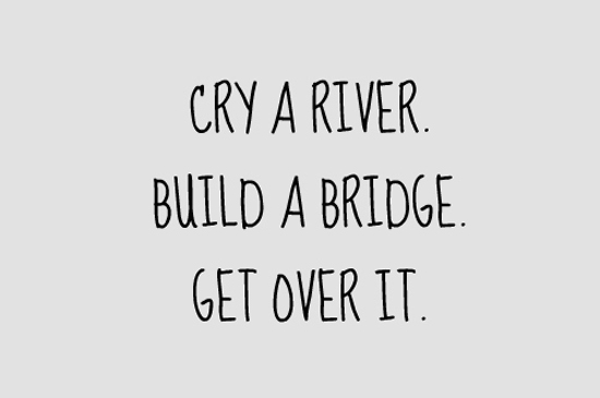 Quotes about Being a bridge (47 quotes)