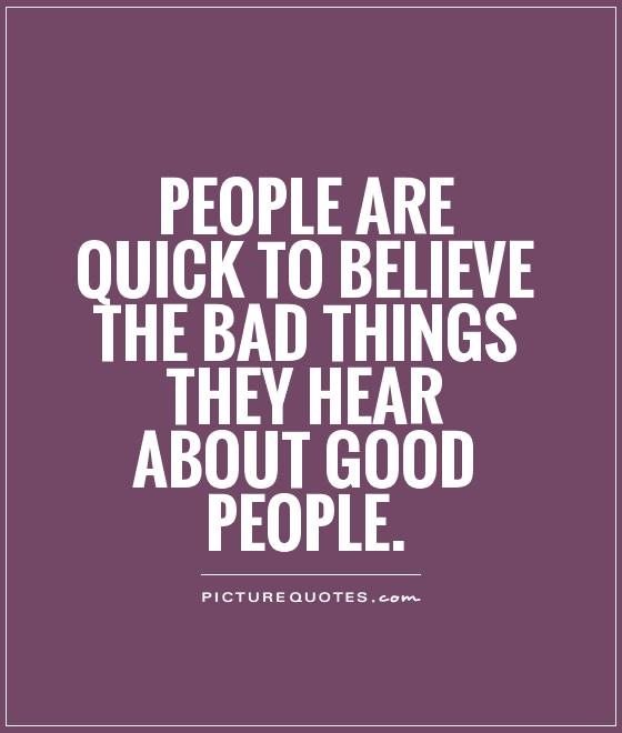 Quotes About Like Bad People 95 Quotes