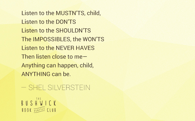 Quotes about Reading shel silverstein 19 quotes