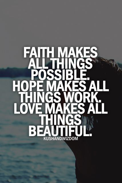 Love And Hope Quotes Enchanting Quotes About Faith Hope And Love 48 Quotes