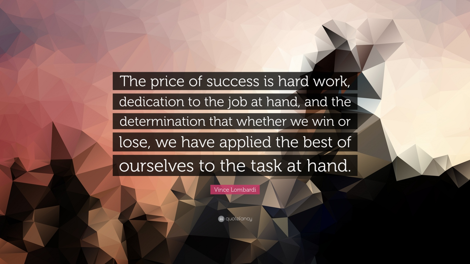 Quotes About Price Of Success 56 Quotes