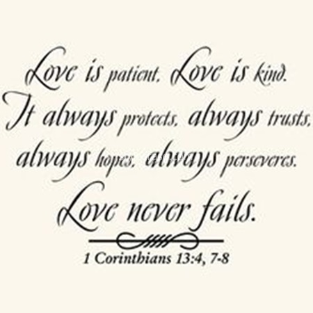 (Cc Ifp/iat/, (Cc If 7/ Ah1u0027dN/Jpv/cc/J, /mr/J. C/hVC/V,f/u0027tTJ00tJ. (Cc  //cvcrfaib. I Corinthians 13:4, 7 8