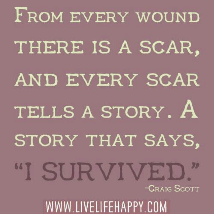 Quotes about Surviving surgery (11 quotes)