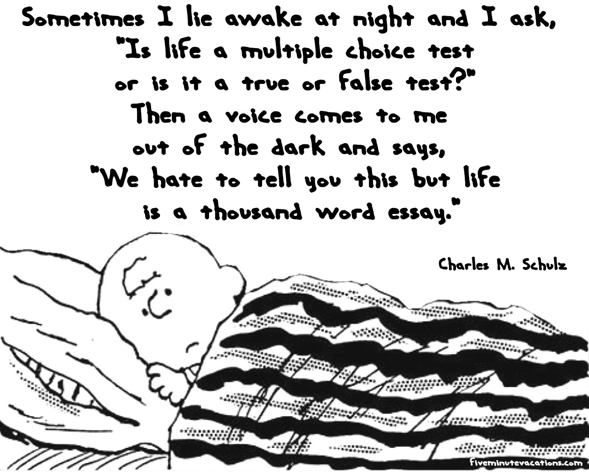 Quotes about Charlie Brown (57 quotes)