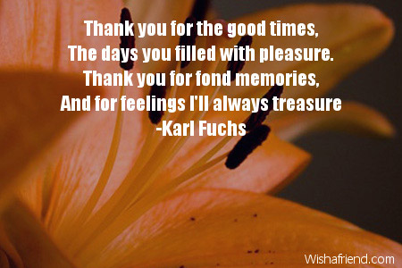 quotes about fond memories quotes