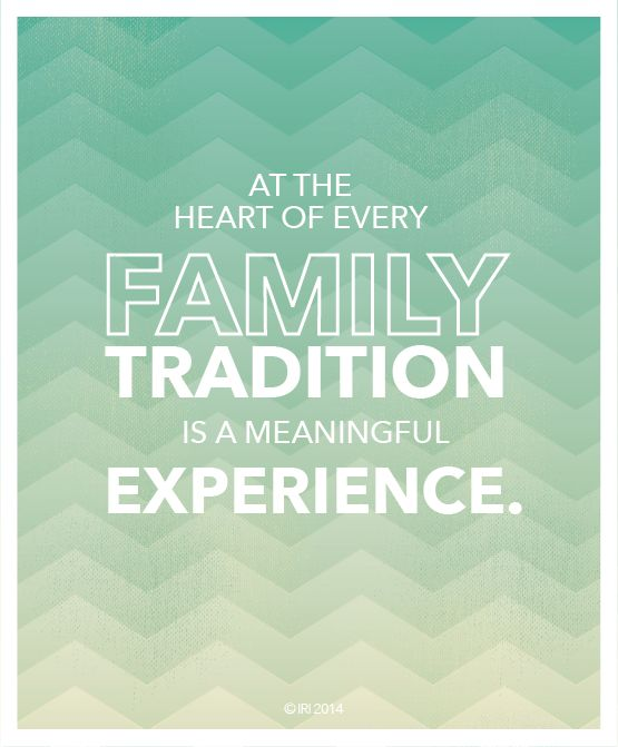 Quotes about Building a tradition (19 quotes)