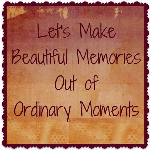 Pictures Make Memories Quotes: Quotes About Place And Memories (75 Quotes