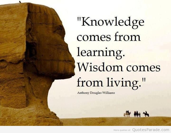 quotes about half knowledge quotes