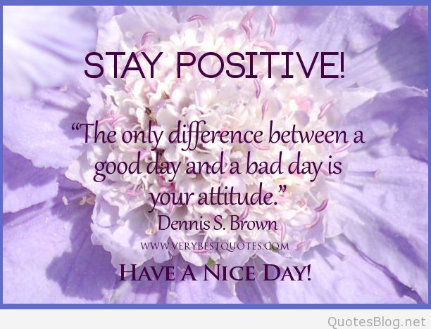 Quotes about Staying positive in life 55 quotes