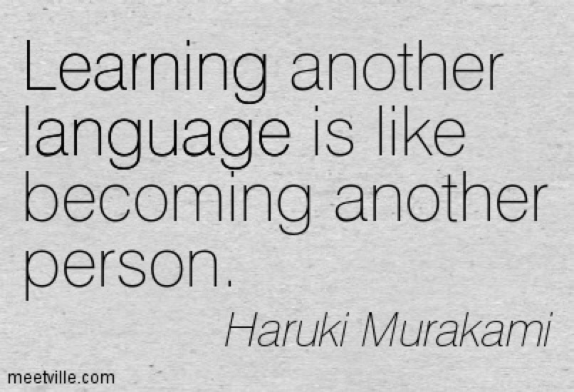 Quotes About Different Language 92 Quotes