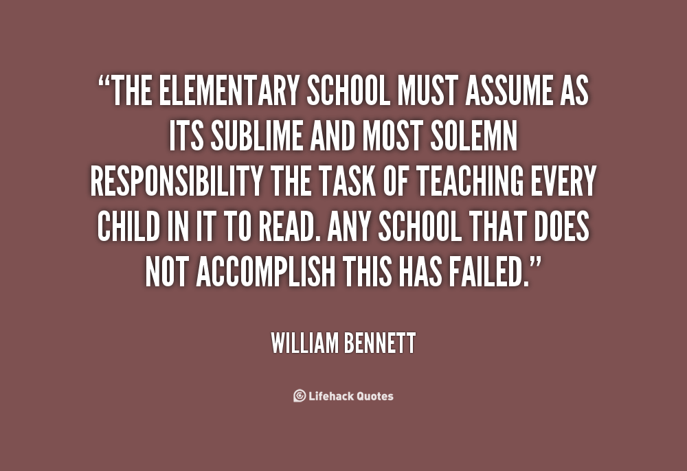 quotes about teaching elementary school quotes