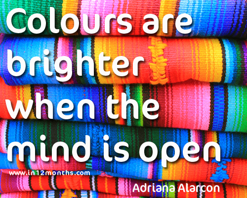 Quotes About Bright Colors And Life 15 Quotes