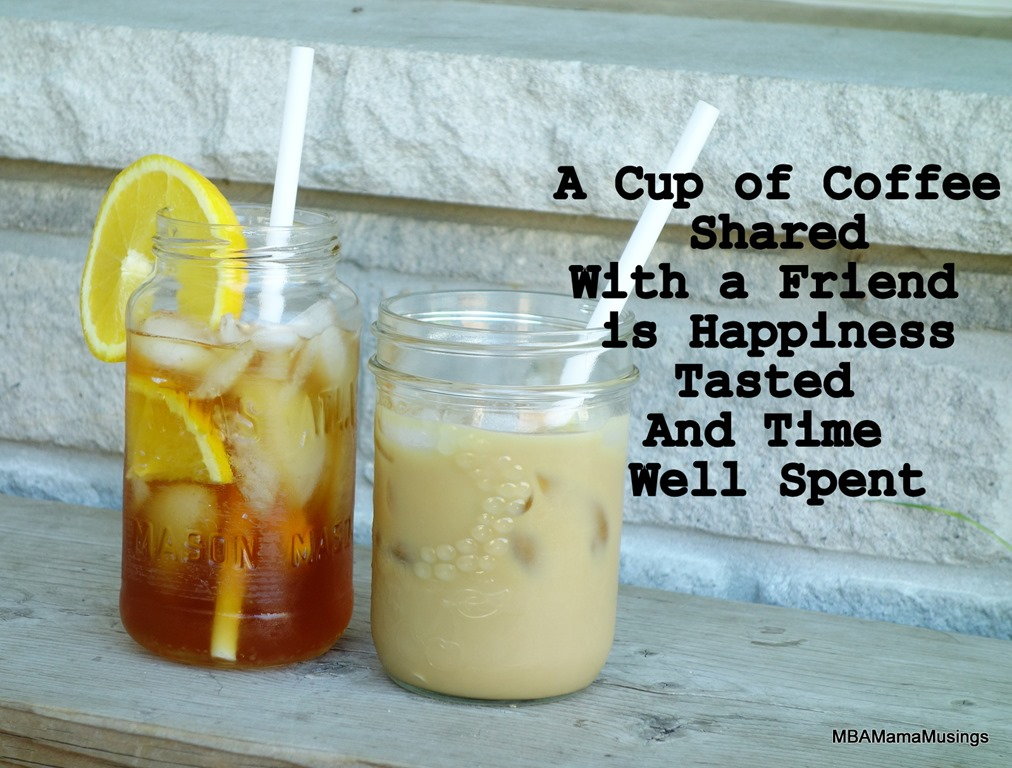 quotes about iced coffee quotes