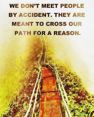 Quotes paths crossing 13 Bible
