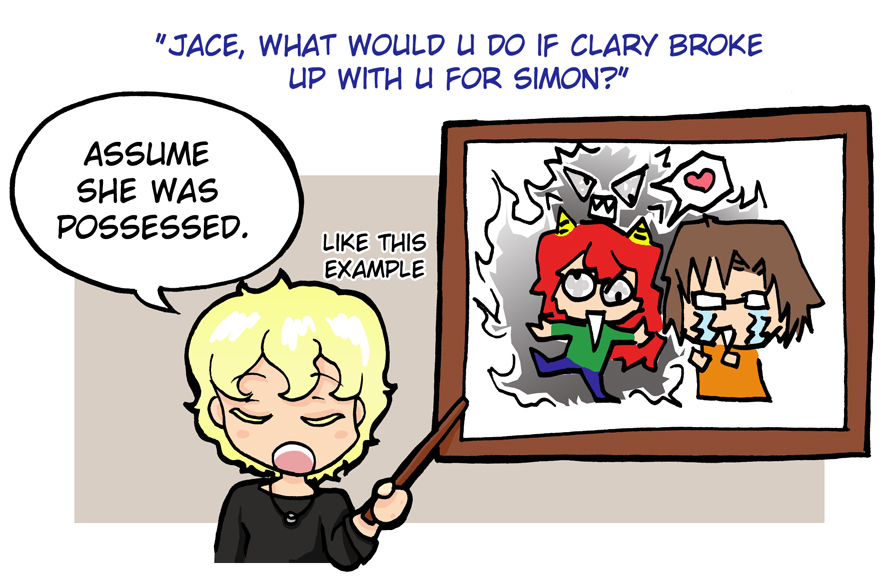 Quotes About Simon And Clary 36 Quotes