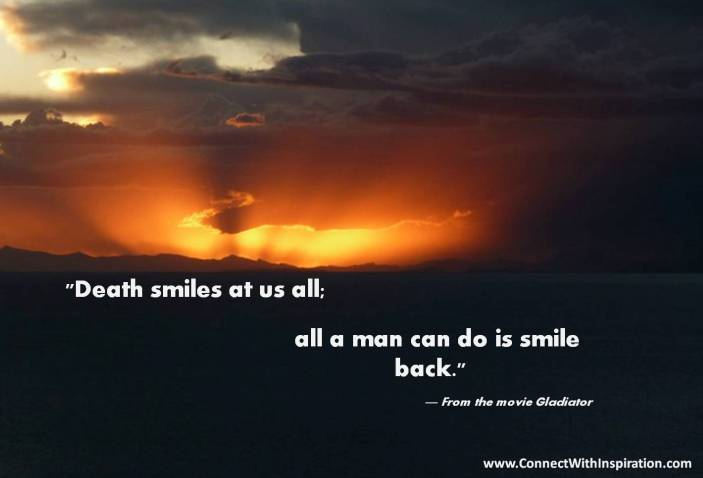 Quotes About Inspirational Death 27 Quotes