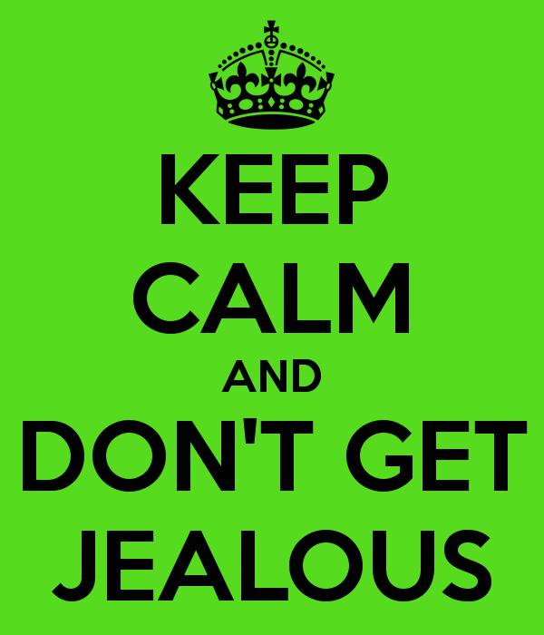 T i jealous don get 10 Common