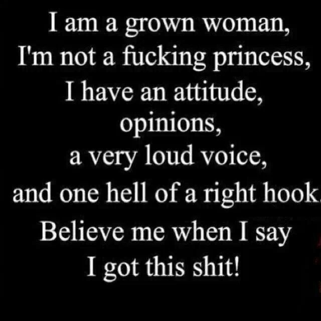 Quotes about Grown Women (47 quotes)
