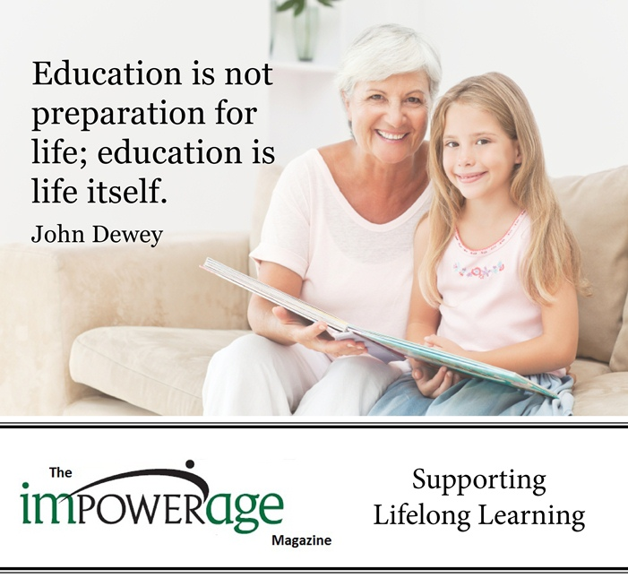 And Adult and learning and quotes and life